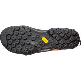 La Sportiva M's TX4 Shoes Blue/Papaya